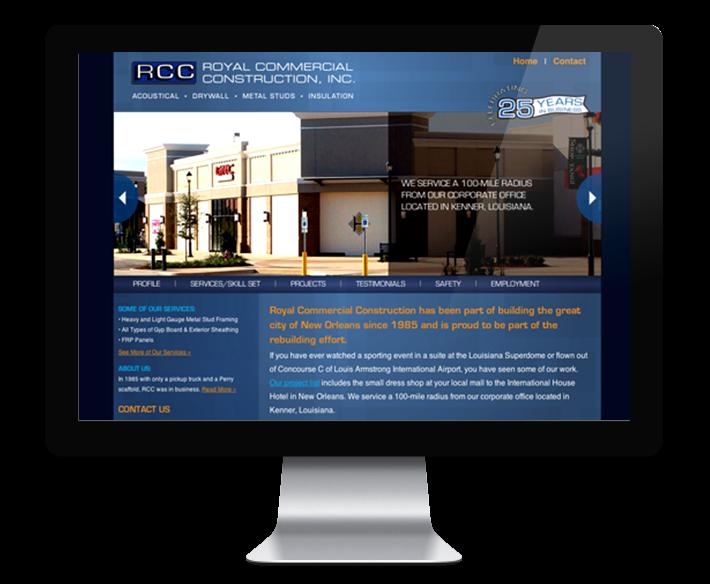 Royal Commercial Construction, Inc.