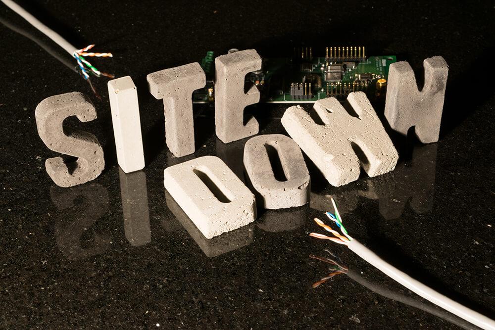 website-down