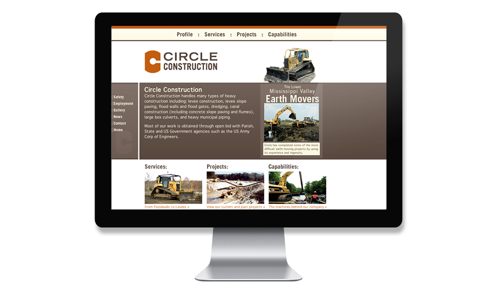 Circle Construction Company