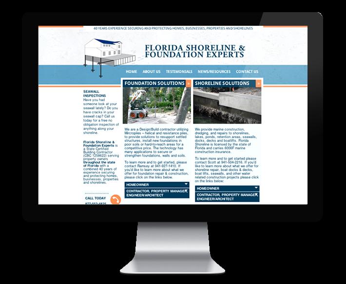 Florida Shoreline & Foundation Contractors