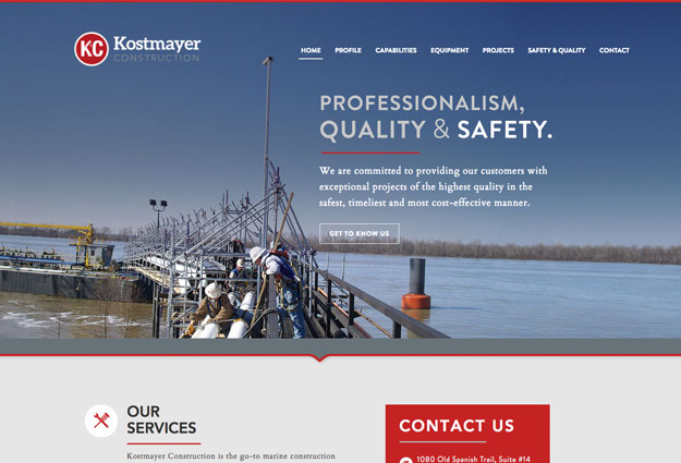 Kostmayer Website