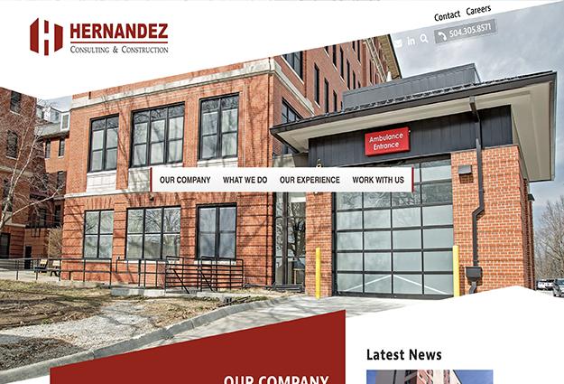 Hernandez Consulting Website
